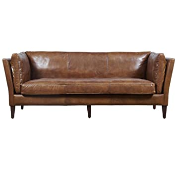 Superb Amazon Com Crafters And Weavers Kenmore Leather Sofa Caraccident5 Cool Chair Designs And Ideas Caraccident5Info
