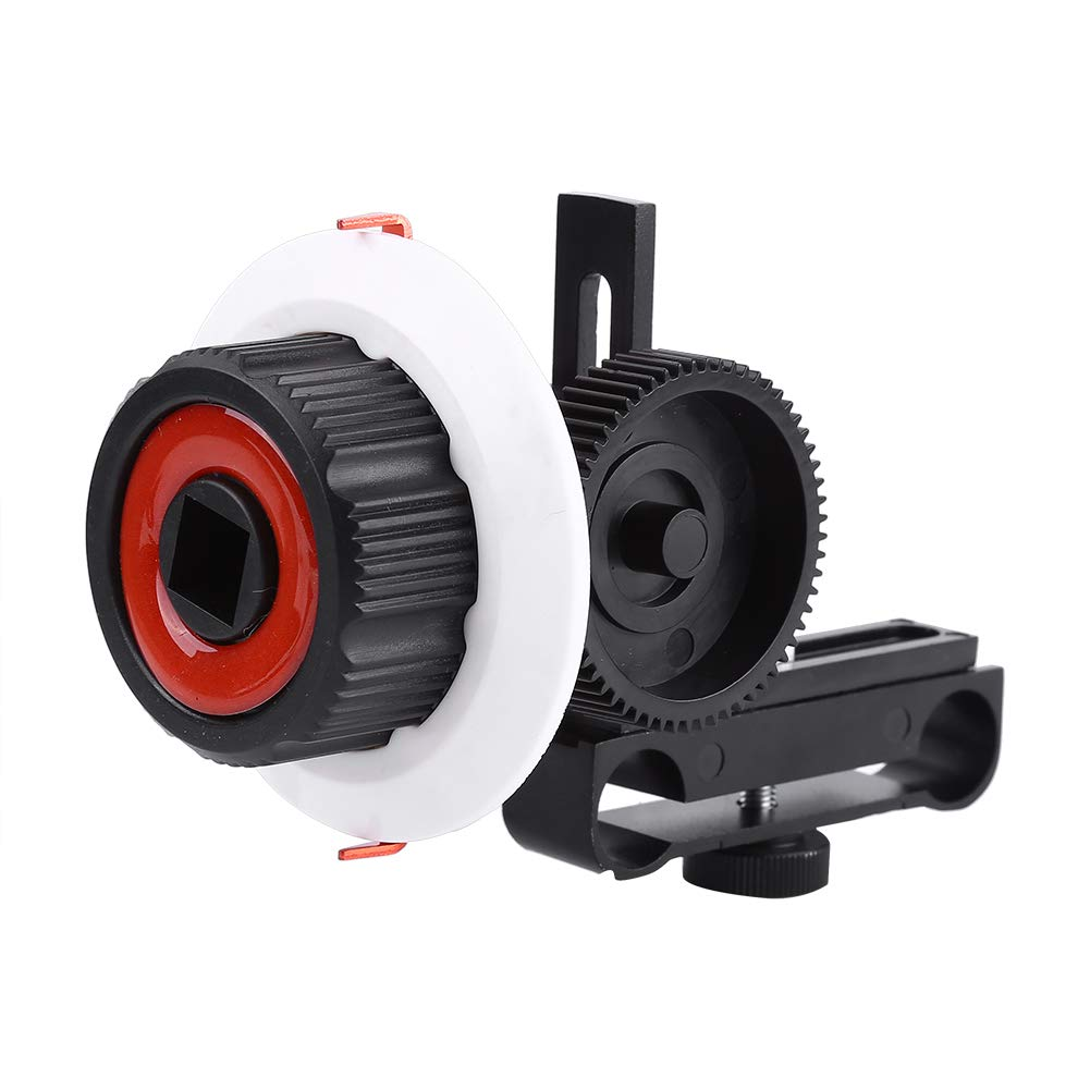 Wal front Aluminum Alloy Camera Follow Focus Adjustable Gear Ring Belt Sony A7 A7S GH4