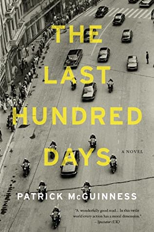 book cover of The Last Hundred Days