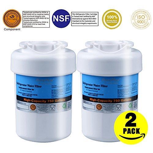 Pureplus Pp Rwf0600a Water Filter Compatible With Ge Mwf Gwf Gwfa Gwf01 Gwf06 Mwfa Hwf Kenmore 46 9991 469996