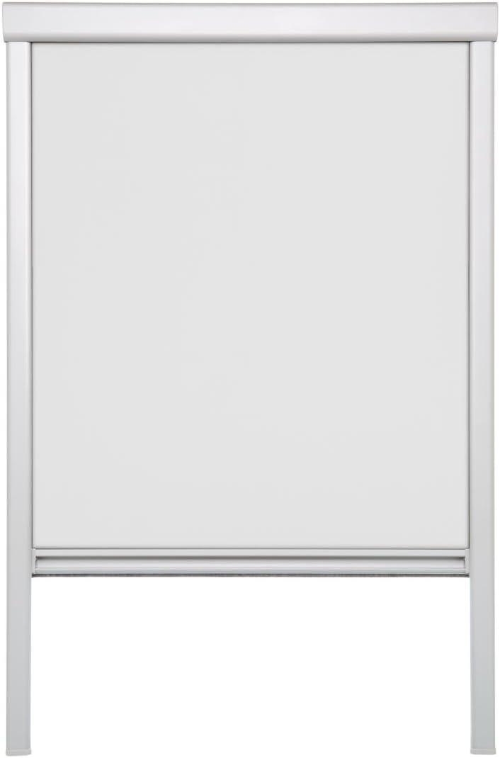 Bianca da 49,3/cm x 100/cm Termica Drs.FK06.01 Oscurante Lichtblick Tenda a Rullo per finestre da Tetto con lucernario FK06