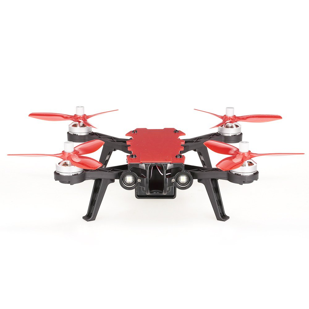 ZZH Quadcopter UAV Intelligente 60 KM / H 7,4 V mAh 1300 mAh V Doppel Modul Geschwindigkeit Einstellbare Drohnen für MJX 32afcc