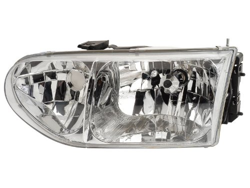 Mercury Villager/Quest Headlight OE Style Replacement Headlamp Driver Side New