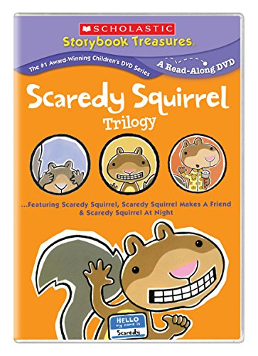 scaredy squirrel tv series