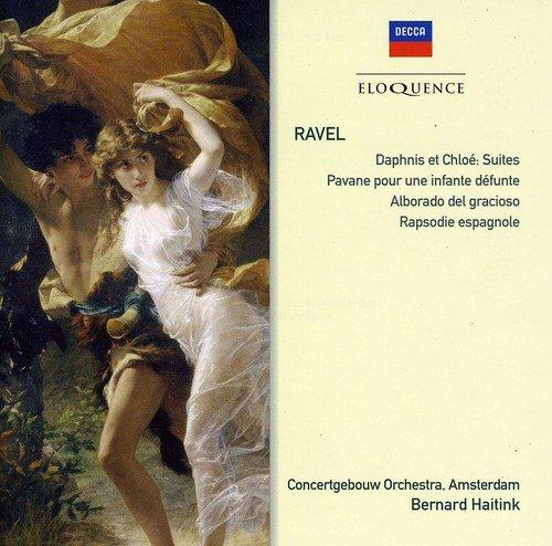 CD : Bernard Haitink - Ravel: Daphnis Et Chloe / Pavane / Alborado (CD)
