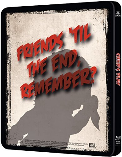 Childs Play Steelbook Uk Exclusive Limited Edition Steelbook Blu-ray: Amazon.es: Cine y Series TV