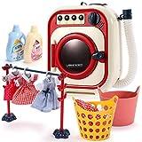 Toddler Cleaning Set-Toy Washing Machine-Play