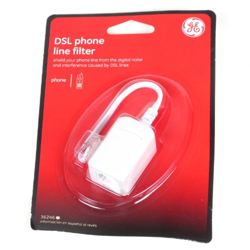 GE DSL Phone Line Filter - 36246 by GE