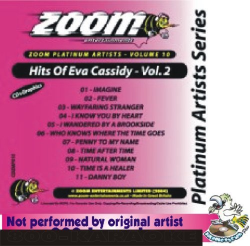 - Eva Cassidy 11 Song Karaoke CDG Vol. 02