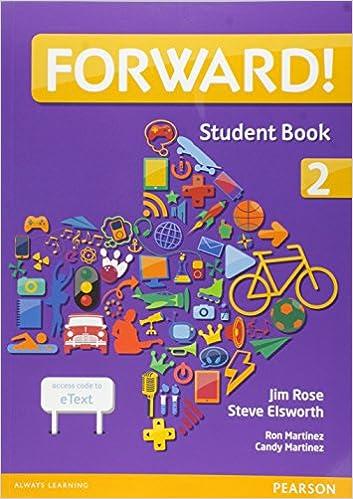 Book Forward! - Level 2. Student Book (+ Workbook + Multi-Rom + eText)