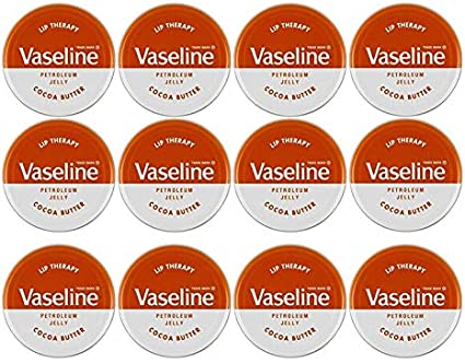Vaseline Lip Therapy Cocoa Butter Lip Balm Mini
