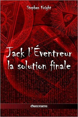 Jack l'Éventreur: Solution
