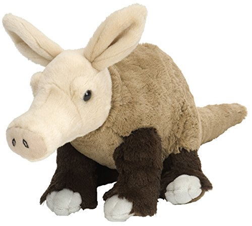Aardvark Stuffed Animal<br>Wild Republic / Cuddlekins<br>Approx 12 inches
