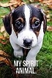 My Spirit Animal: Jack Russell Terrier Puppy Journal