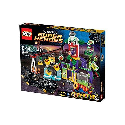 レゴ (LEGO) スーパーヒーローズ ジョーカーランド 76035   B00SDTXE3A