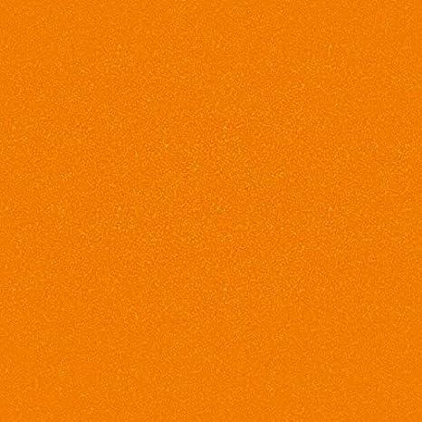 Peel Stick Backsplash Solid Orange Pearl Contact Paper Self Adhesive Wallpaper 5500 18