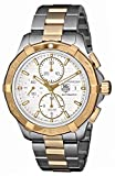 Tag Heuer Men's CAP2120.BB0834 Aquaracer Silver Dial Dress Watch