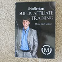 Adrian Morrison's Super Affiliate Training - 8 DVD's