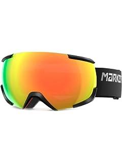 317239a4b263 Salomon s max solar Skibrille Goggles  Amazon.de  Sport   Freizeit