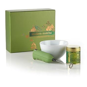 Amazon.com : Teavana Modern Matcha Tea Gift Set : Gourmet Tea ...