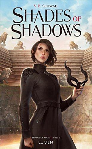 Couverture de Shades of shadows