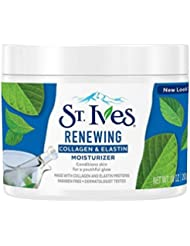 St. Ives Facial Moisturizer, Timeless Skin Collagen Elastin, 10 Ounce (Pack of 3) (Packaging May Vary)