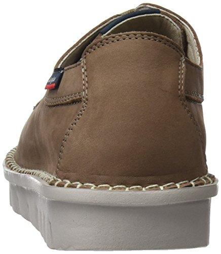 Cordones para Hombre de Zapatos Beachline Taupe Derby Callaghan 1 Beige 1UqxSwXt