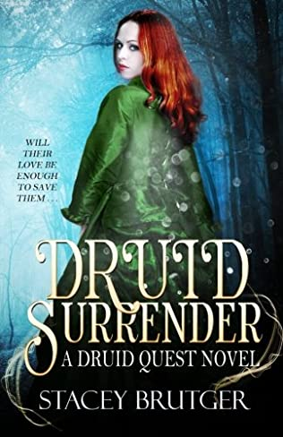 book cover of Druid Surrender