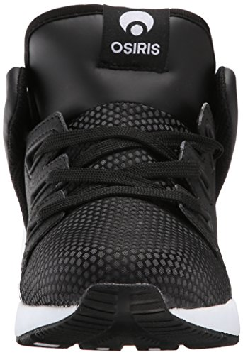 Chaussure Osiris D3r1 Noir-blanc-argent