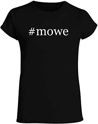 #mowe - Women's Crewneck Short Sleeve T-Shirt