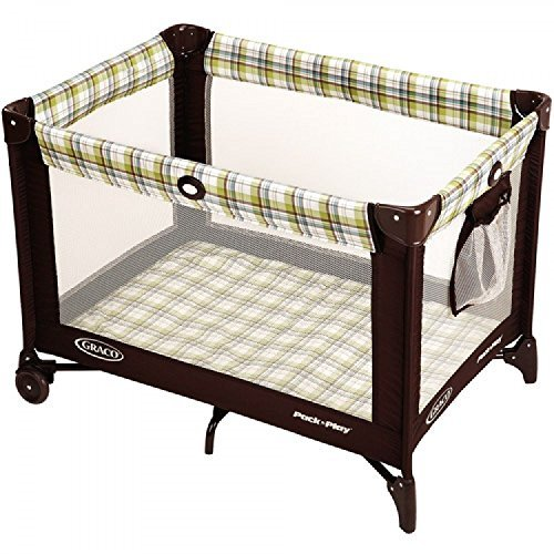 Graco Pack n Play Portable Travel Baby Crib Playpen Bassinet Ashford Playard (Graco Travel Playpen)