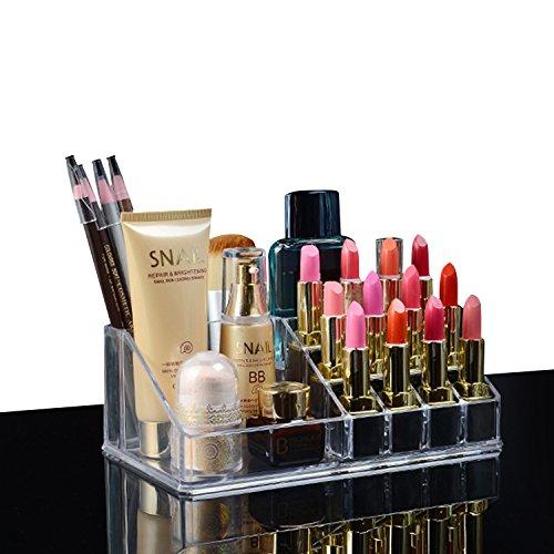 Cosmetic Organizer Brush Holder Makeup Palette Organizer Mul