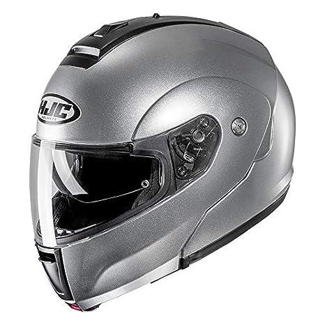 Motorradhelm HJC C90 SEMI MAT Schwarz//SEMI FLAT BLACK Schwarz XL