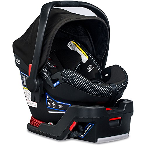Britax E1C009S B-Safe Ultra Cool Flow Collection Infant Car Seat – Gray