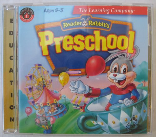 Reader Rabbit's Preschool Ages 3...