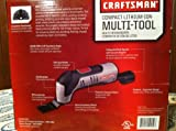 Craftsman Compact Lithium-Ion Multi-Tool, 9-61199
