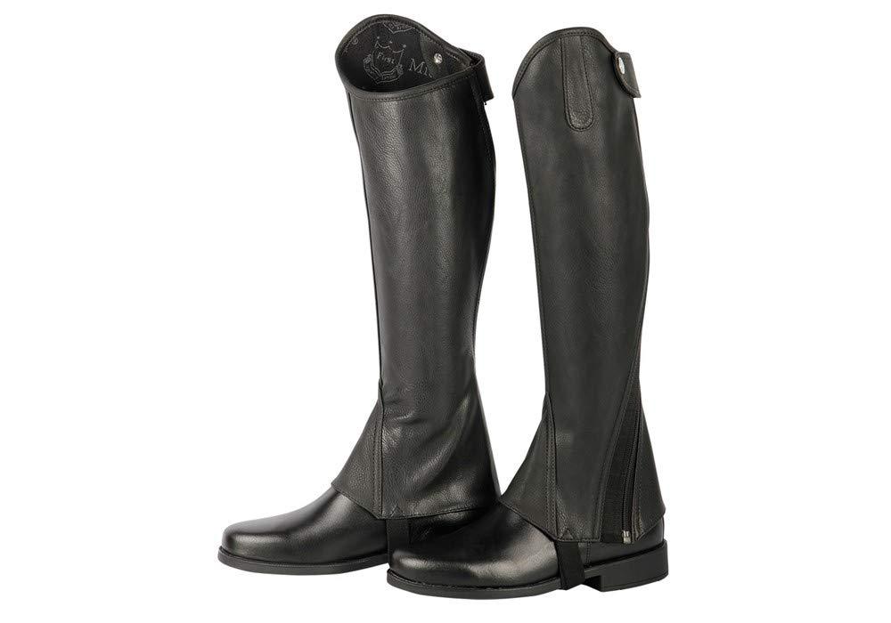 Harrys Horse Damen Stiefelschaft Nero 37500267