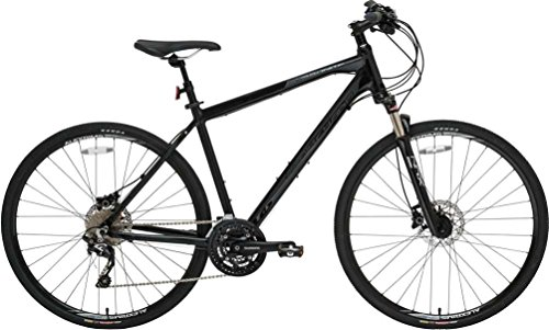 BikeHard Urbanite Ultimate 19″ Matte/Gloss Black