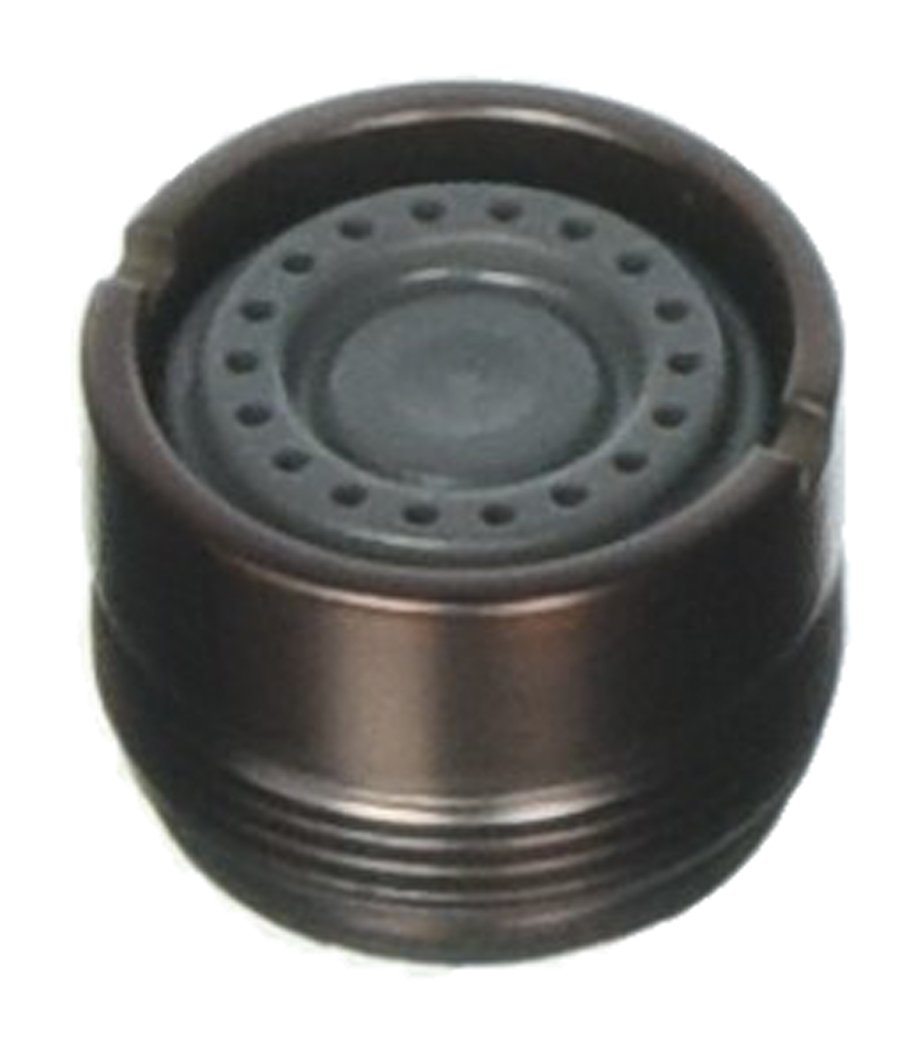 Danze DA613074NRB Junior Male Faucet Aerator Kit with Spray Flow Pattern, 1.0 GPM, Oil Rubbed Bronze
