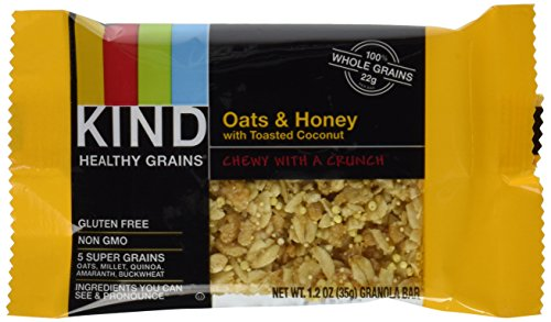 Oats and Honey With Toasted Coconut 1.2 oz (Case of 8)