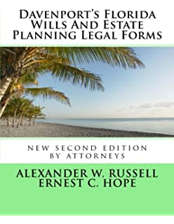 Probate and settle an estate in florida legal survival guides davenports florida wills and estate planning legal forms second edition solutioingenieria Choice Image