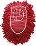 Triangle Dust Mop Heads-6 Pack-Red