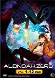 Aldnoah Zero (Vol. 1 - 12 End ) (DVD, Region All) English subtitles Japanese anime