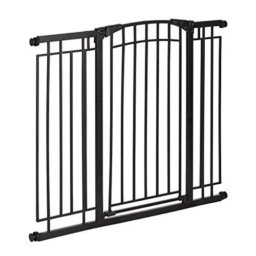 wrought iron baby gate - 3