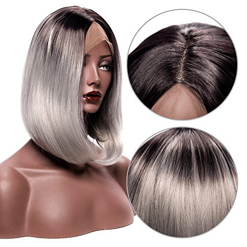 Zury Lace Front Wig - 7