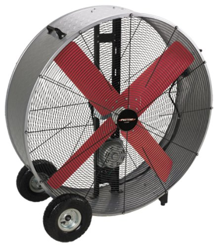 Pro-Temp High Capacity Belt-Drive Barrel Fan - 42