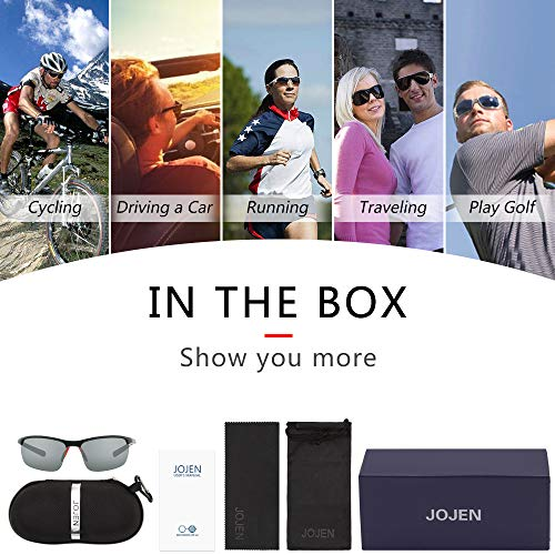 b23b95ba88 JOJEN Polarized Sports Sunglasses for men women Cycling Running Golf JE002.  (12 đánh giá). Sản phẩm từ. keyboard arrow upkeyboard arrow down