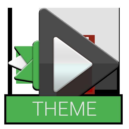 Material Dark Green Theme ()