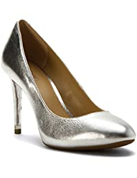 Womens Ashby Round Toe Classic Pumps