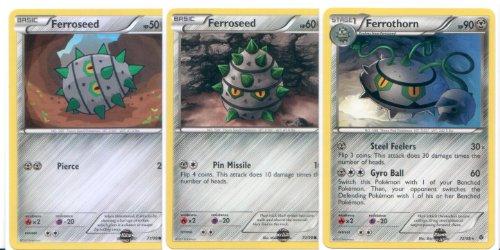 ferroseed evolution